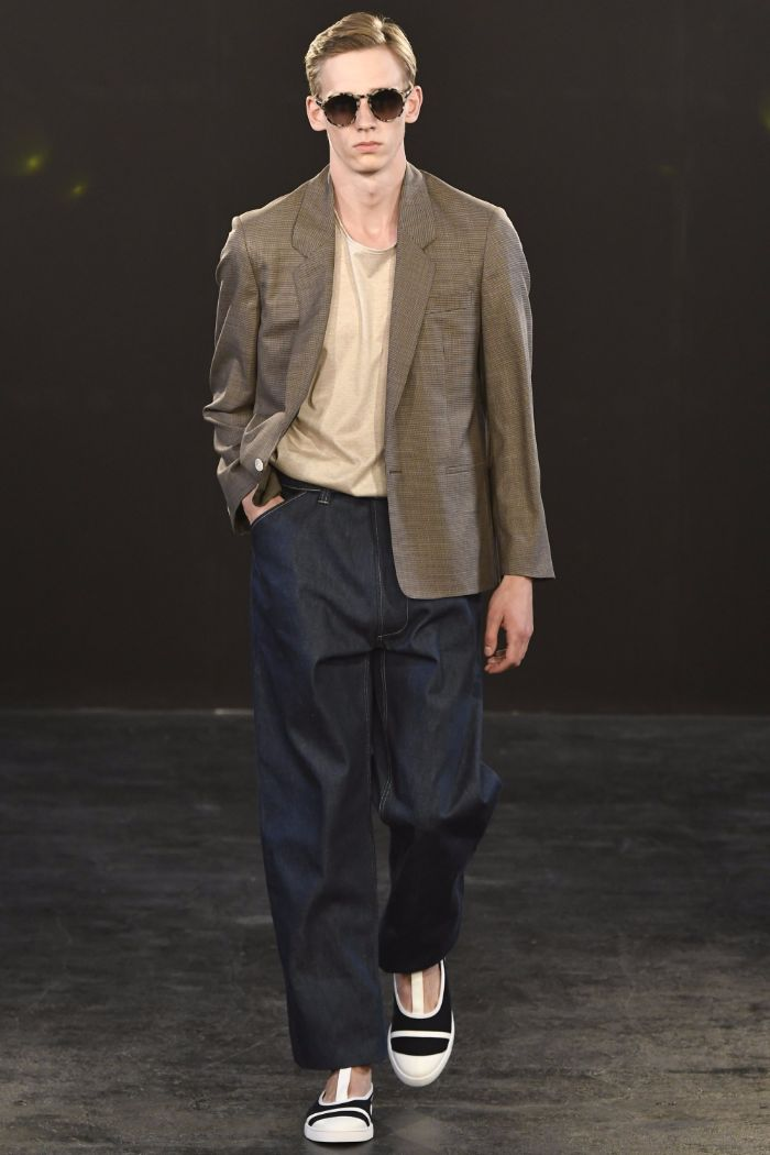 E. Tautz Menswear SS 2017 London (13)