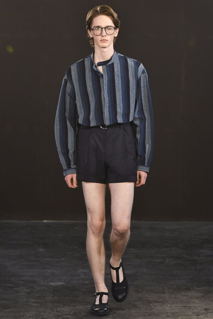 E. Tautz Menswear SS 2017 London (14)