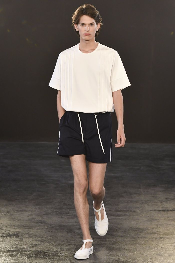 E. Tautz Menswear SS 2017 London (20)