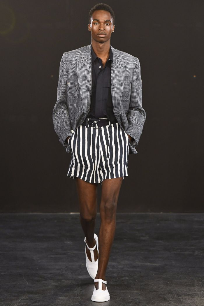 E. Tautz Menswear SS 2017 London (24)