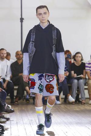 Facetasm, Menswear Collection Spring Summer 2017 in Paris