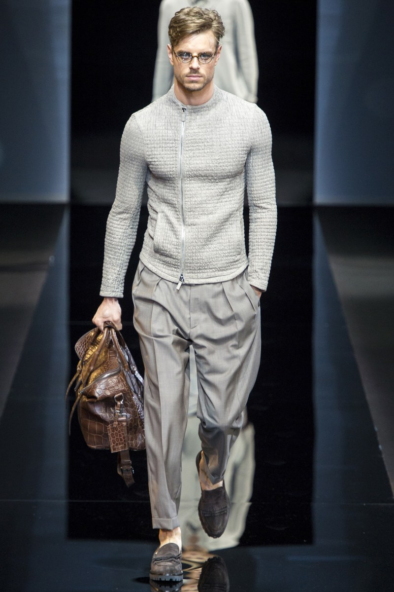 Giorgio Armani Menswear SS 2017 Milan (10)