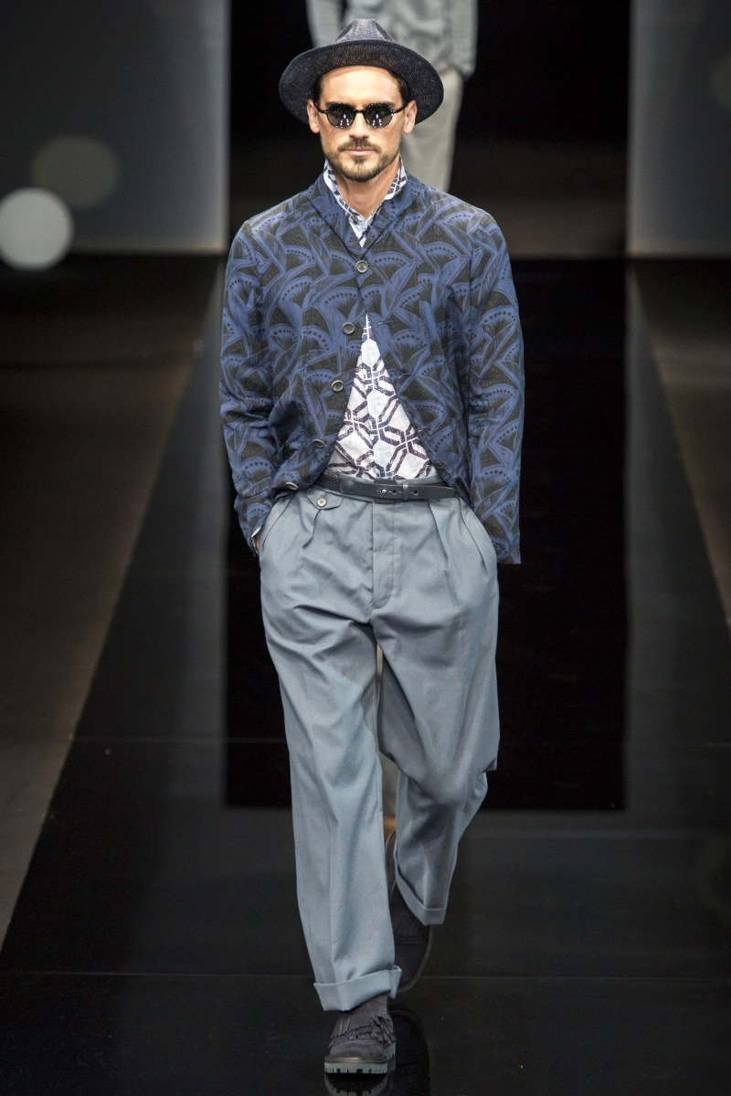 Giorgio Armani Menswear SS 2017 Milan (31)