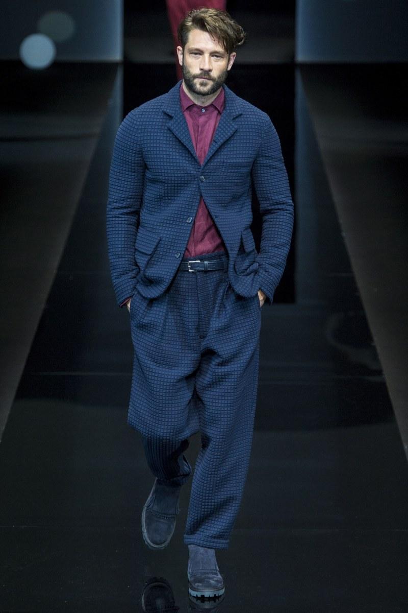 Giorgio Armani Menswear SS 2017 Milan (53)