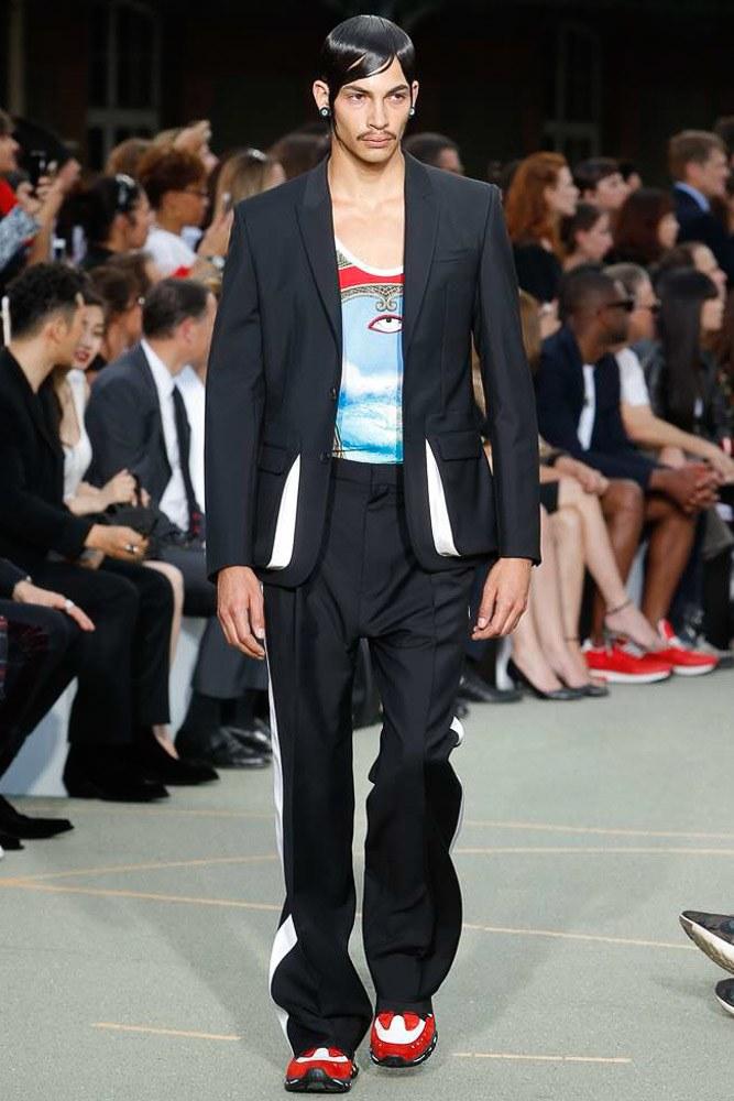Givenchy Menswear SS 2017 Paris (12)