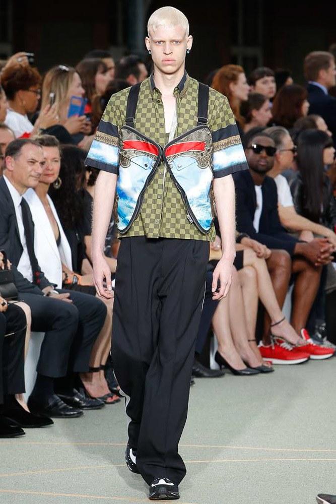Givenchy Menswear SS 2017 Paris (13)