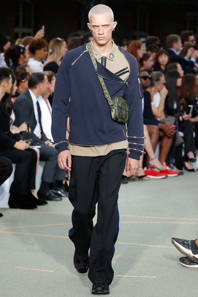 Givenchy Menswear SS 2017 Paris (18)