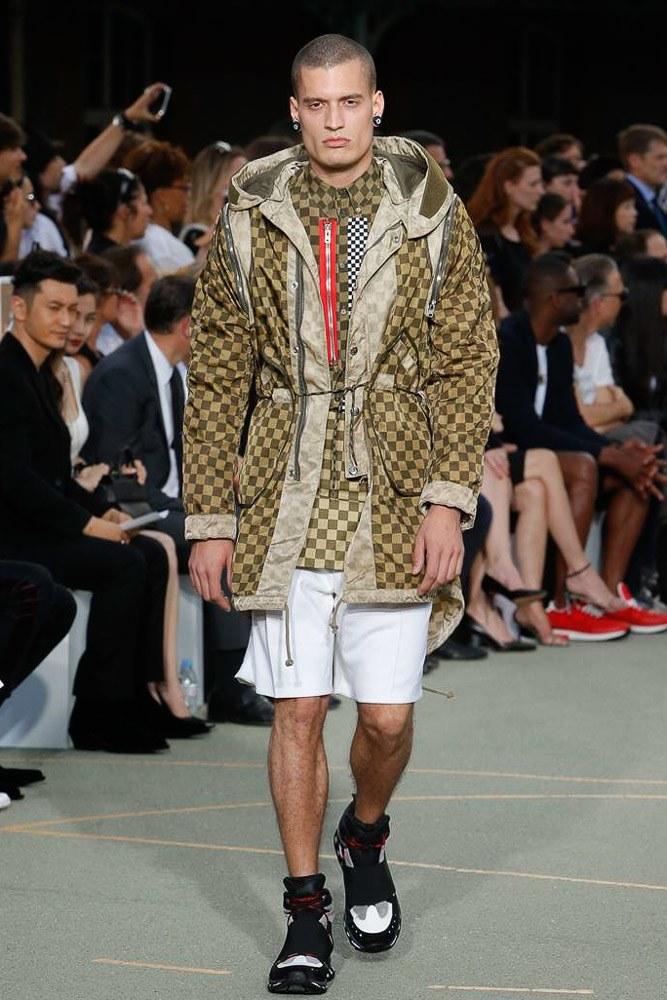 Givenchy Menswear SS 2017 Paris (39)