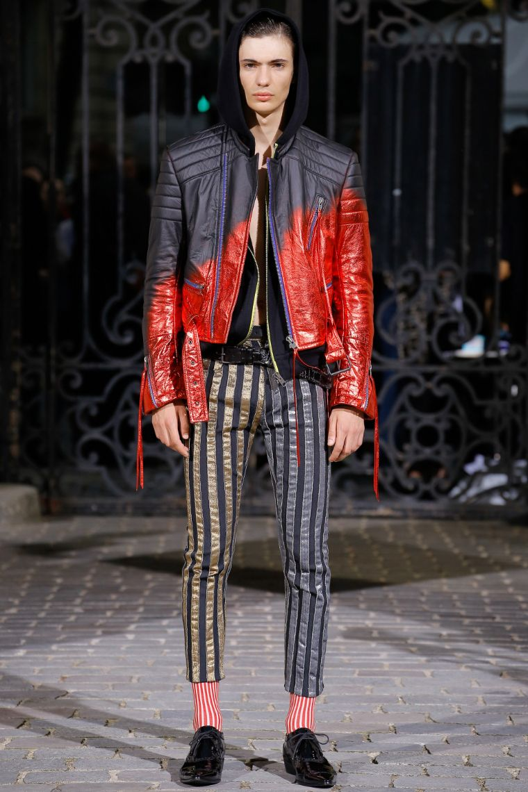 Haider Ackermann Menswear SS 2017 Paris (14)
