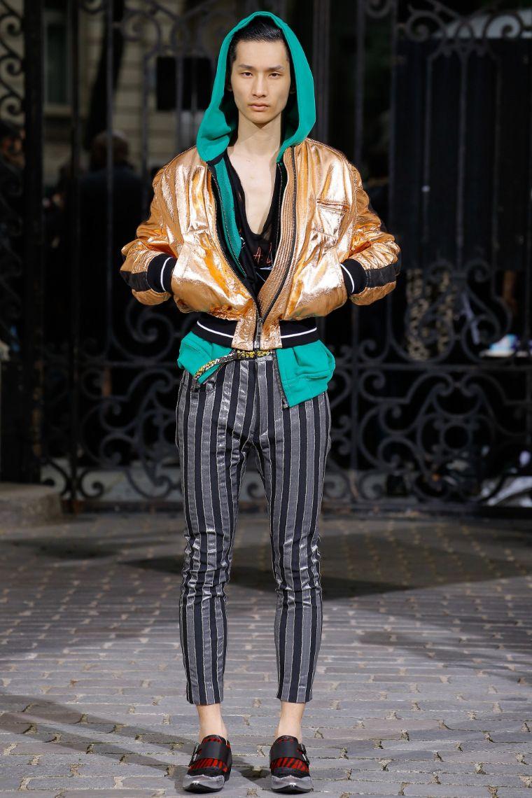 Haider Ackermann Menswear SS 2017 Paris (15)