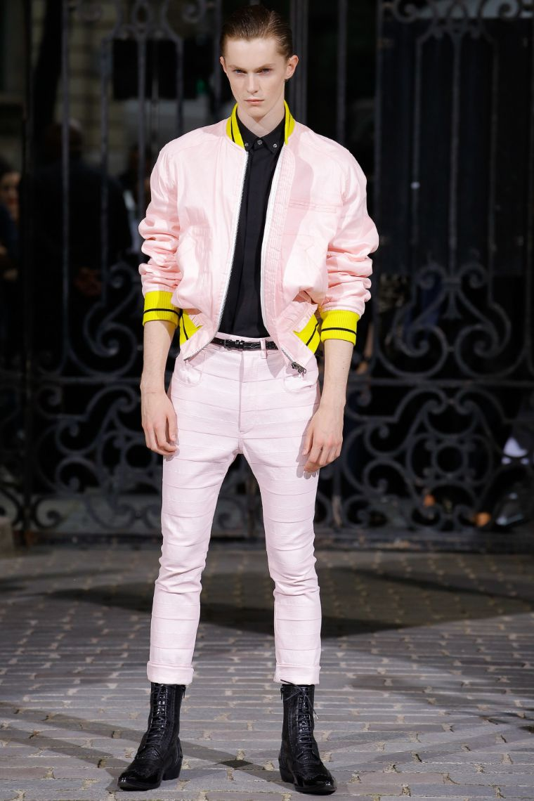 Haider Ackermann Menswear SS 2017 Paris (9)