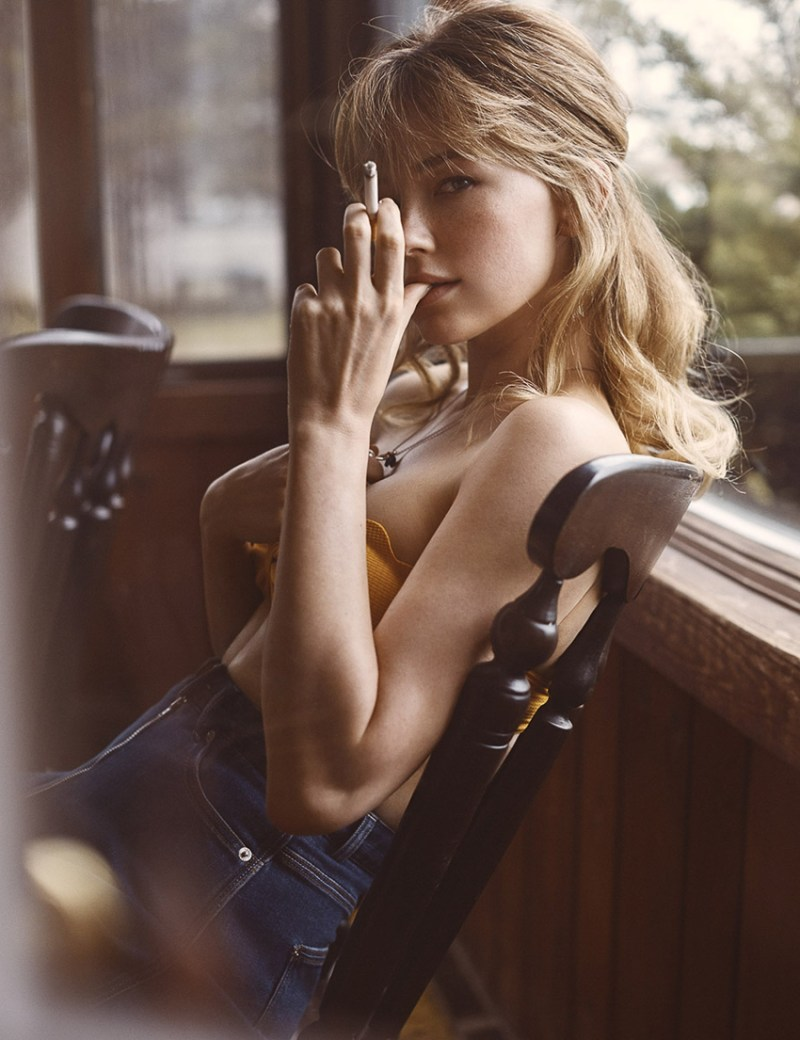 Haley Bennett by Mikael Jansson (2)