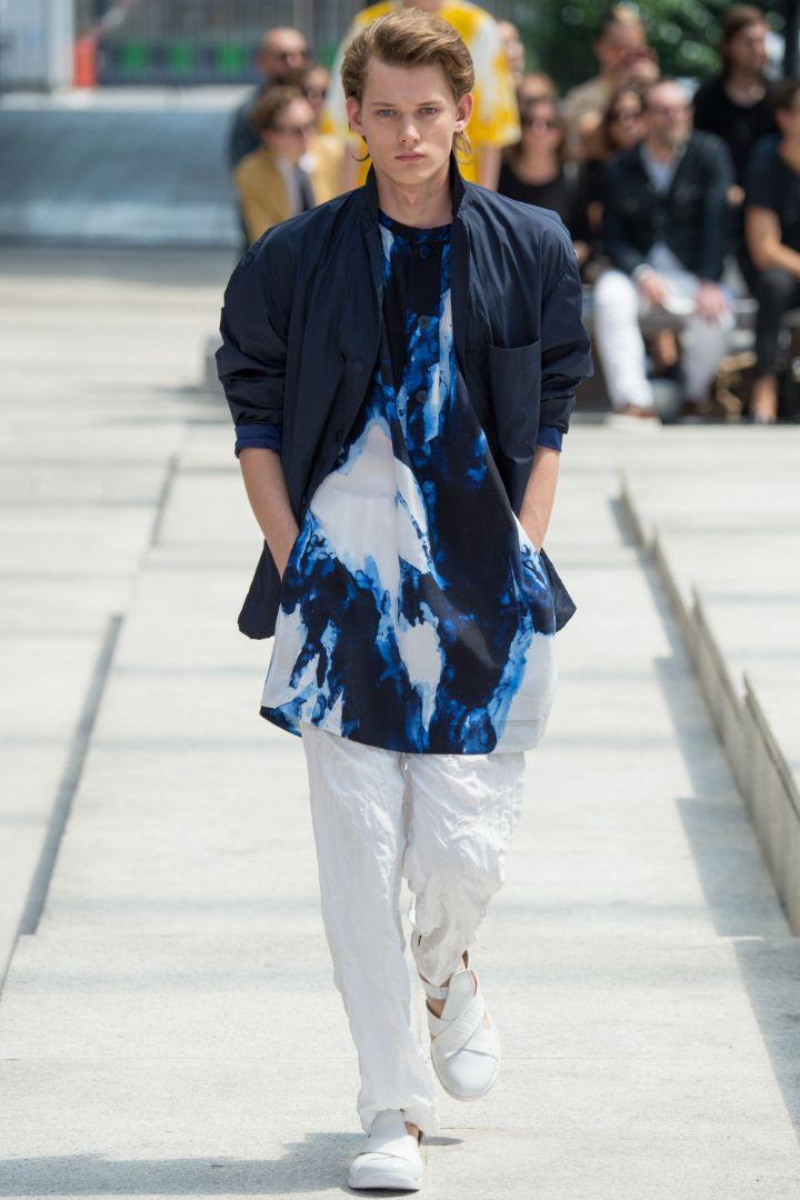 Issey Miyake Menswear SS 2017 Paris (24)