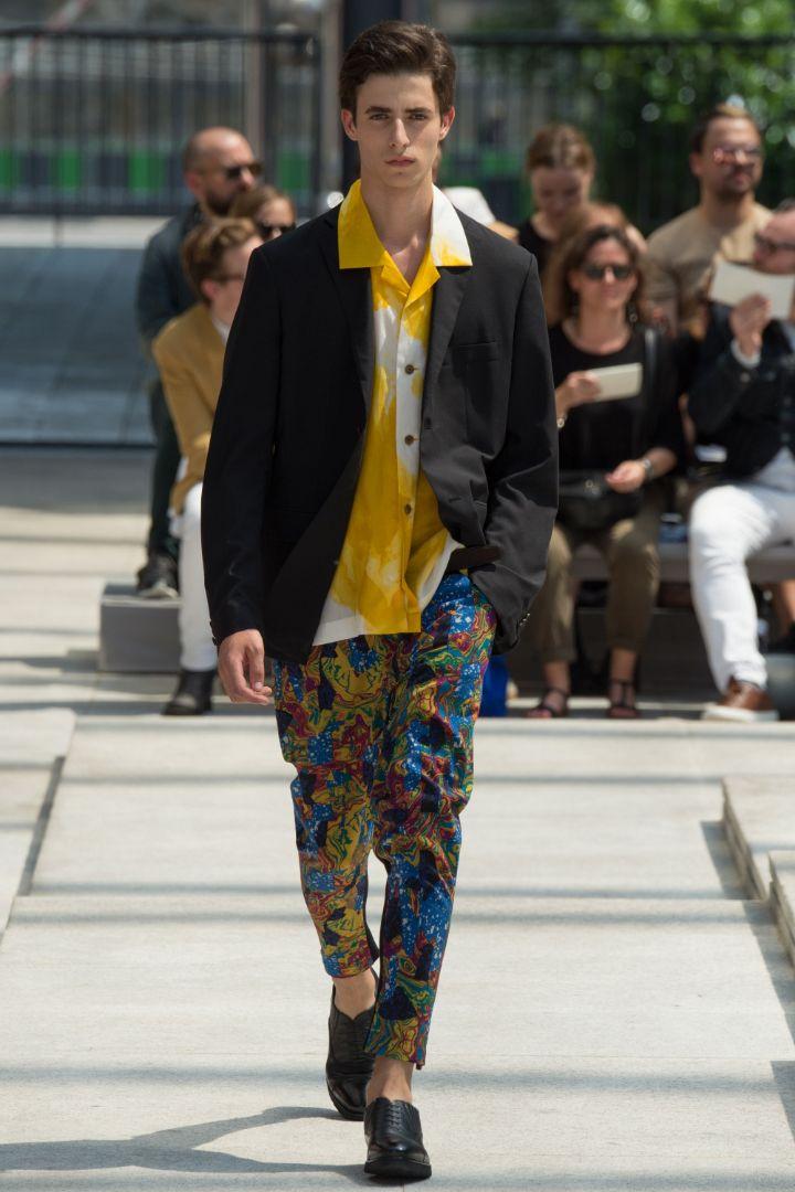Issey Miyake Menswear SS 2017 Paris (29)
