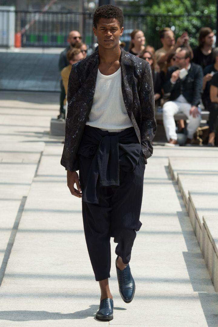 Issey Miyake Menswear SS 2017 Paris (35)