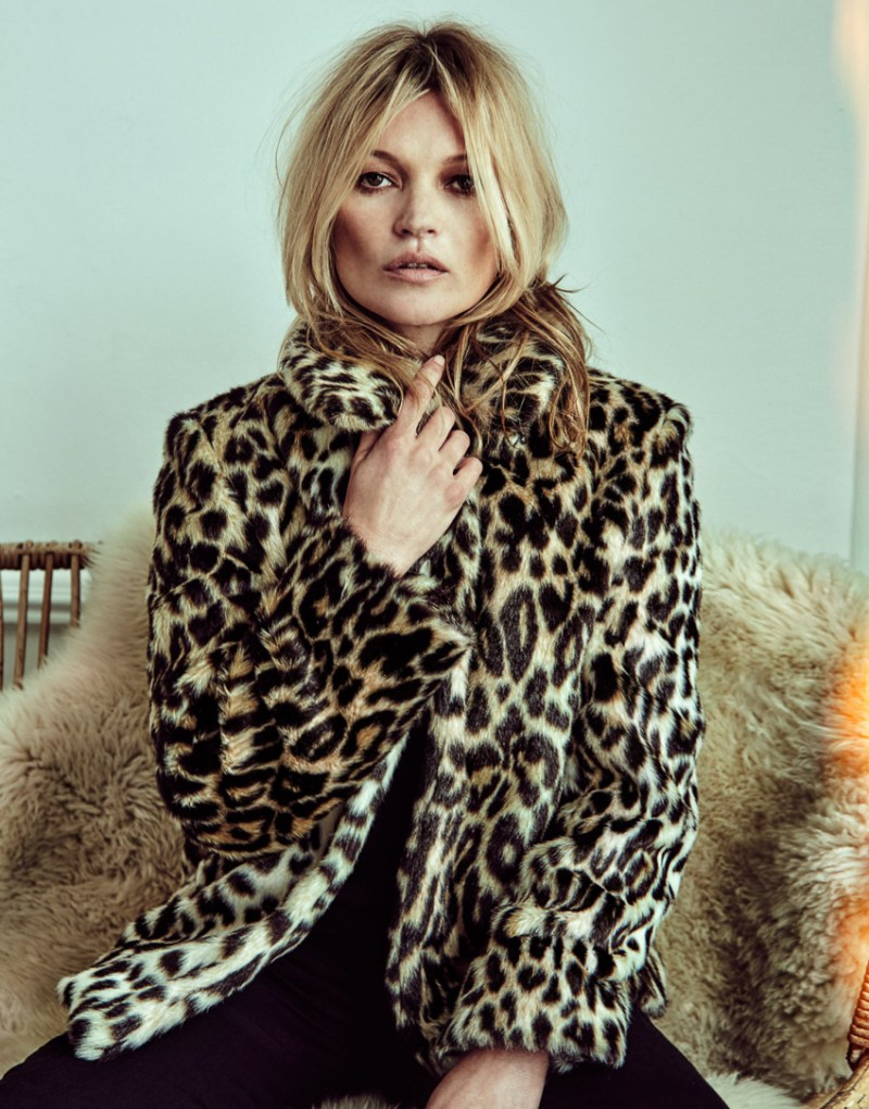 Kate Moss by Chris Colls (7)
