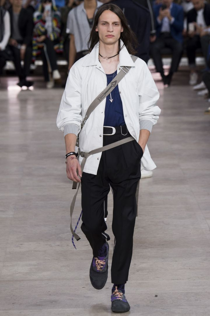 Lanvin Menswear SS 2017 Paris (11)