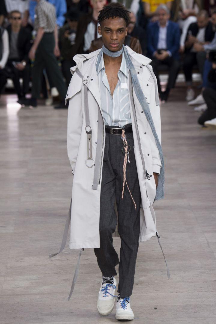Lanvin Menswear SS 2017 Paris (22)