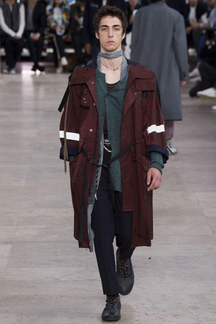 Lanvin Menswear SS 2017 Paris (39)