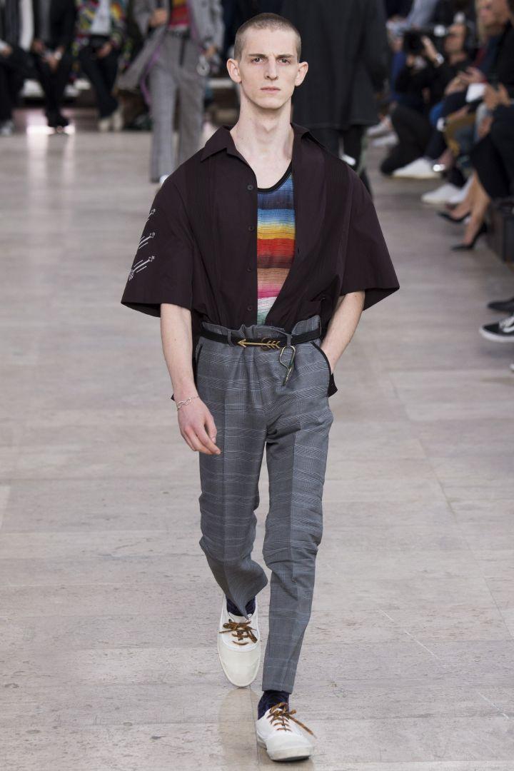 Lanvin Menswear SS 2017 Paris (4)