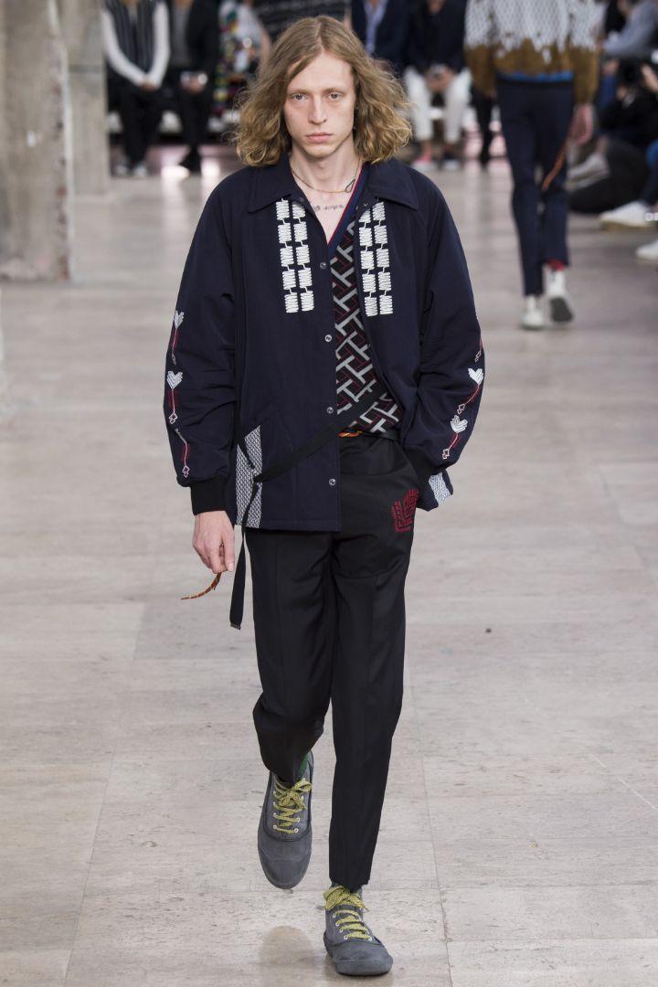 Lanvin Menswear SS 2017 Paris (44)