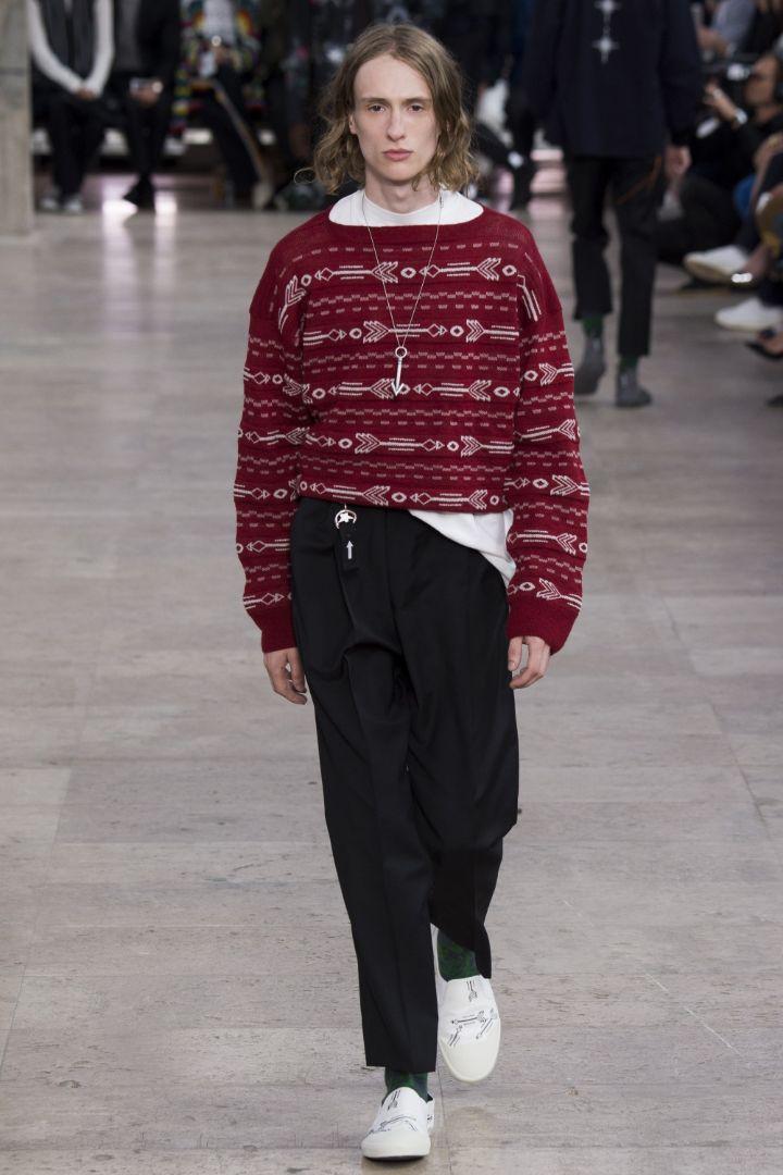 Lanvin Menswear SS 2017 Paris (46)