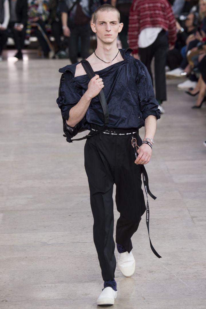 Lanvin Menswear SS 2017 Paris (48)