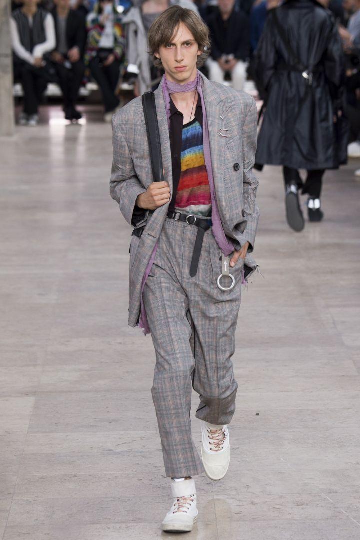 Lanvin Menswear SS 2017 Paris (5)