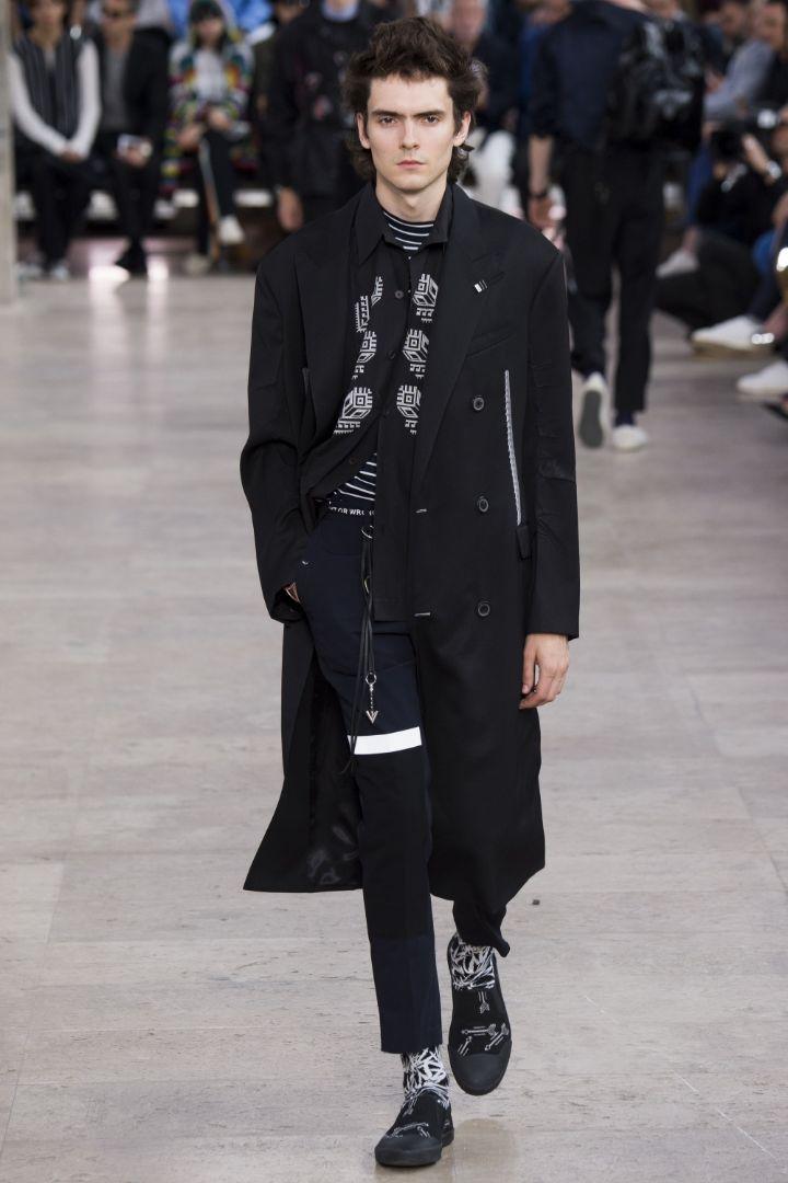 Lanvin Menswear SS 2017 Paris (50)