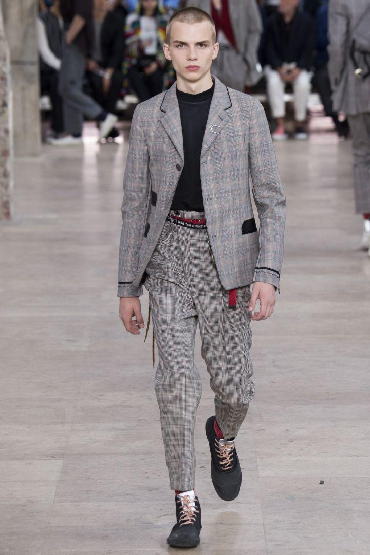 Lanvin Menswear SS 2017 Paris (7)