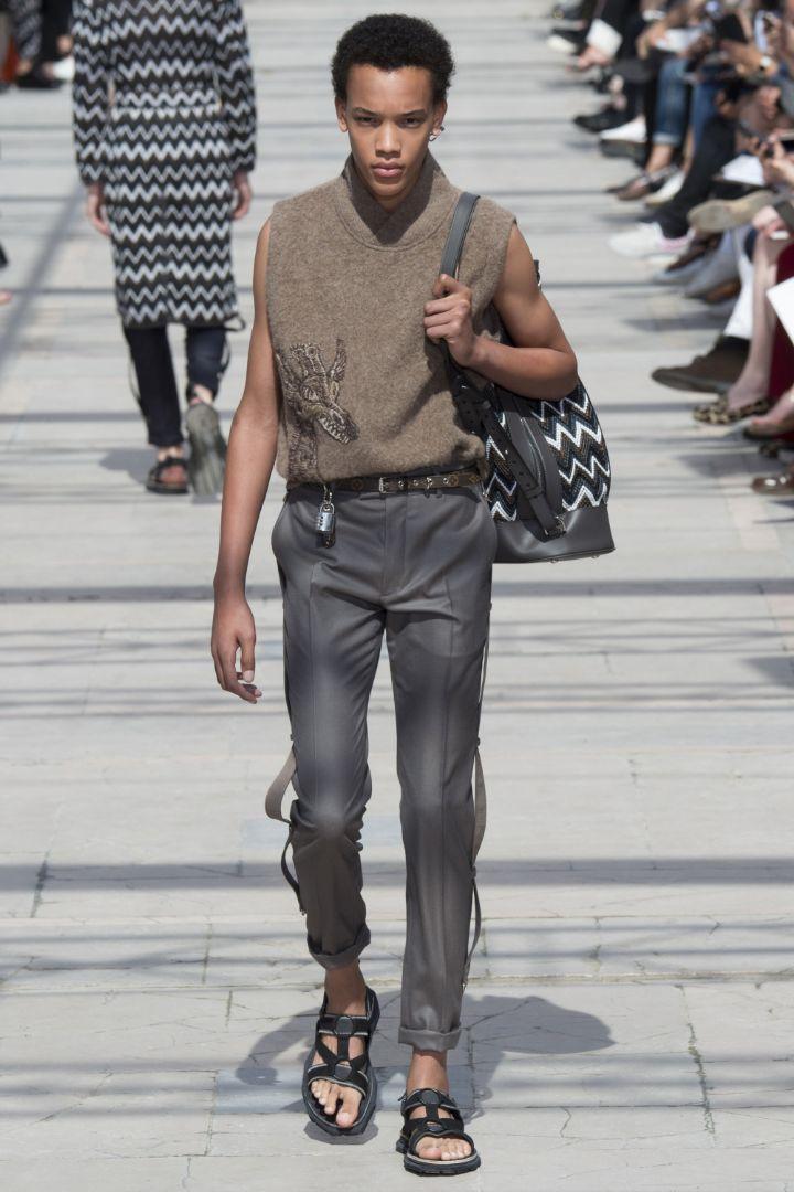 Louis Vuitton Menswear SS 2017 Paris (11)