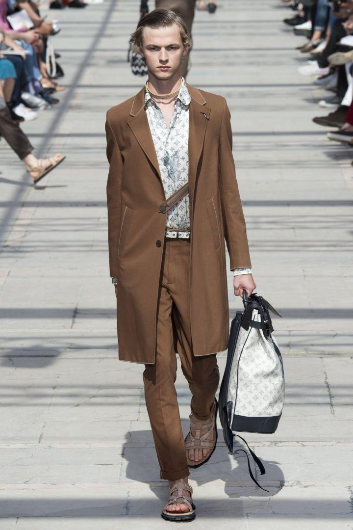 Louis Vuitton Menswear SS 2017 Paris (13)
