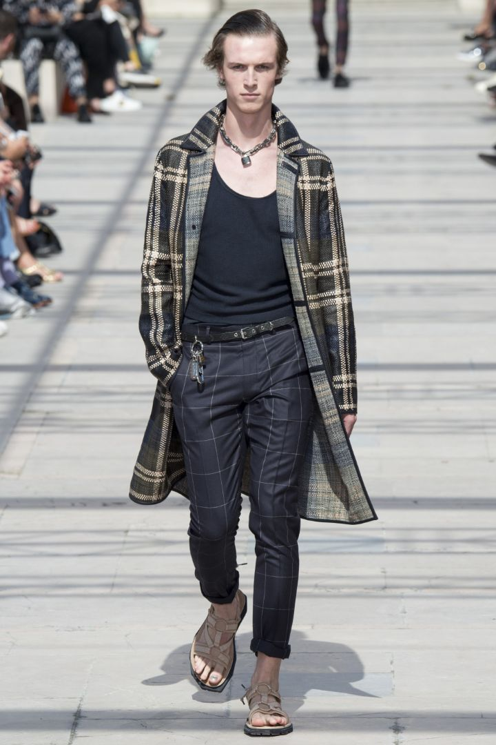 Louis Vuitton Menswear SS 2017 Paris (20)