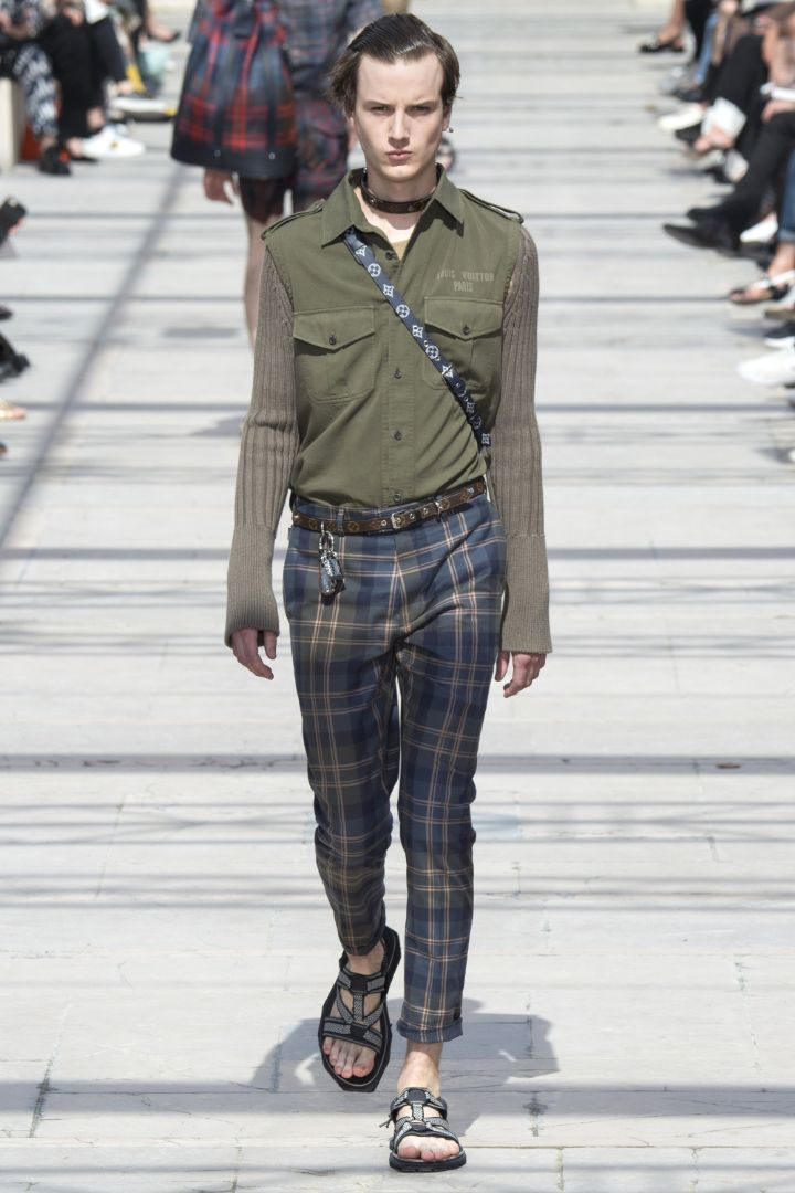 Louis Vuitton Menswear SS 2017 Paris (25)