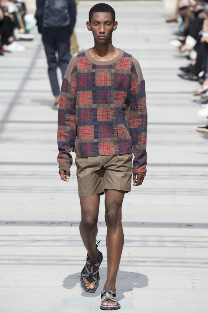 Louis Vuitton Menswear SS 2017 Paris (29)