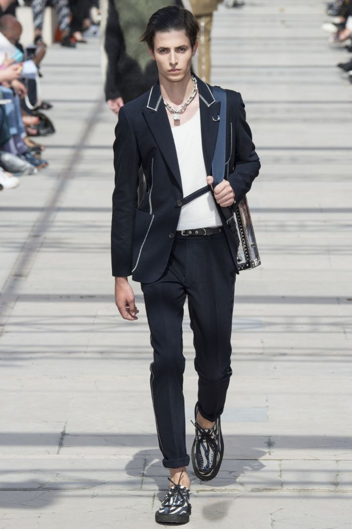 Louis Vuitton Menswear SS 2017 Paris (36)