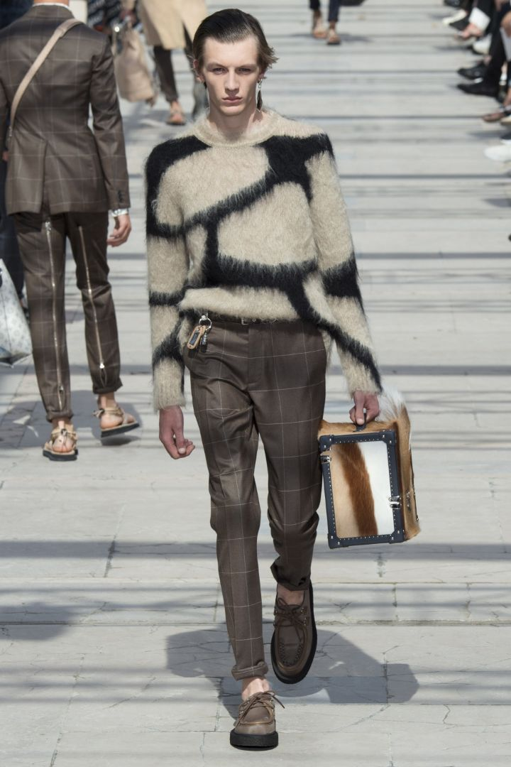Louis Vuitton Menswear SS 2017 Paris (4)