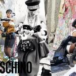 Moschino F/W 2017 Campaign by Steven Meisel