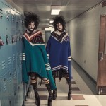 Odette Pavlova & Lia Pavlova by Craig McDean
