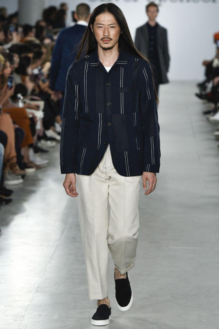 Oliver Spencer Menswear SS 2017 London (2)