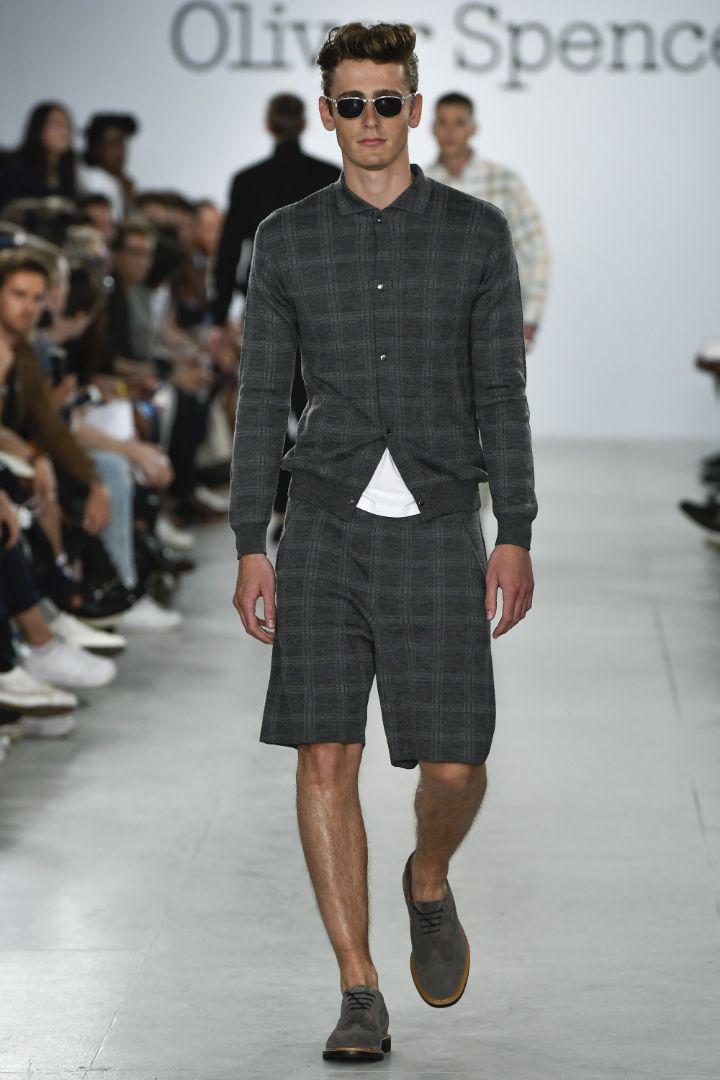 Oliver Spencer Menswear SS 2017 London (20)