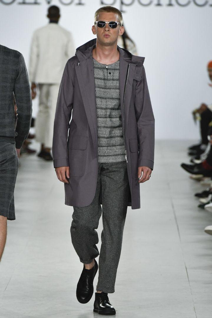 Oliver Spencer Menswear SS 2017 London (22)