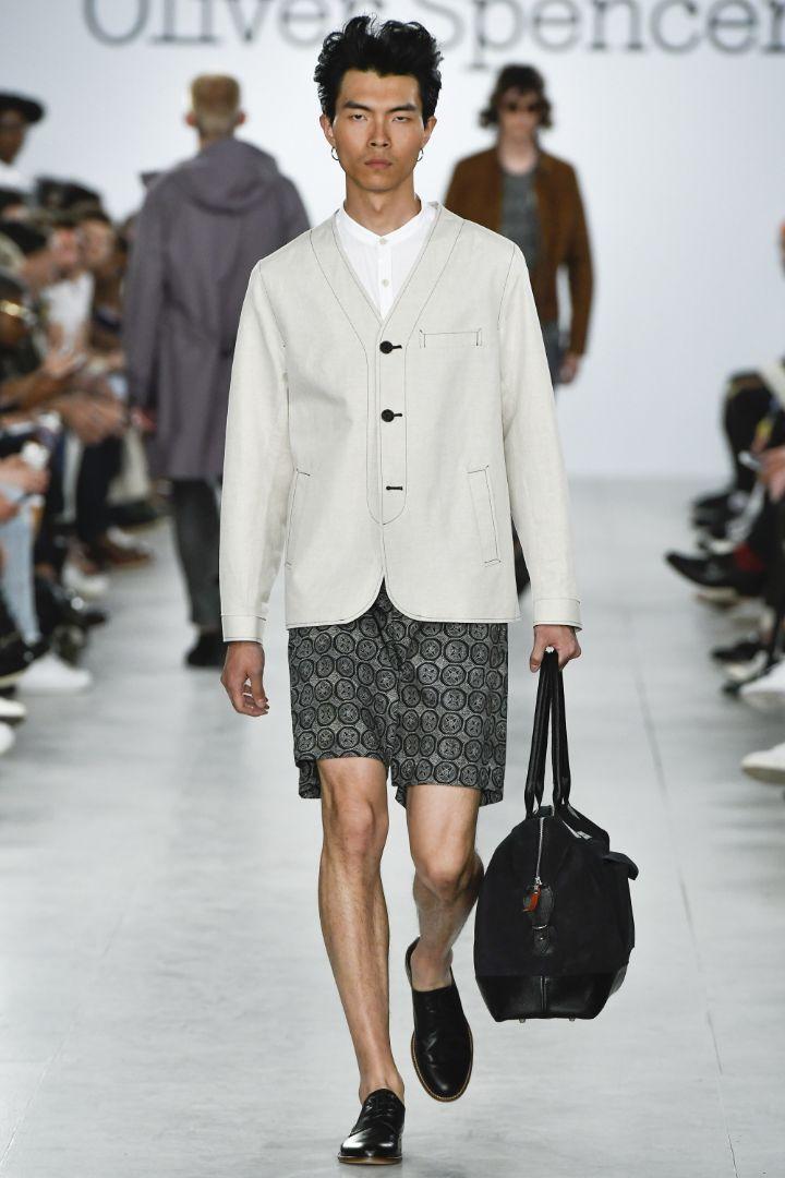 Oliver Spencer Menswear SS 2017 London (24)