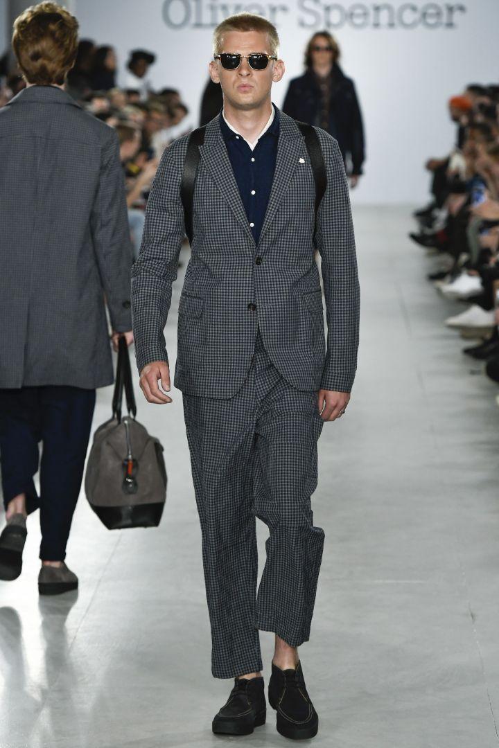 Oliver Spencer Menswear SS 2017 London (4)