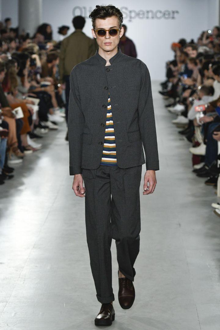 Oliver Spencer Menswear SS 2017 London (9)