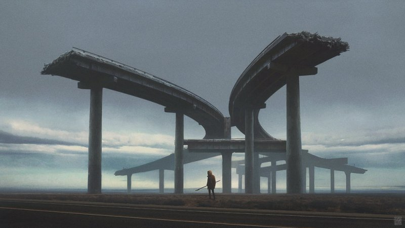 Postapocalyptic Paintings by Yuri Shwedoff (3)