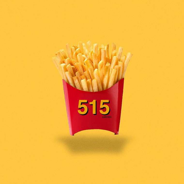Replacing Brand Logos with their Calorie Amounts (10)
