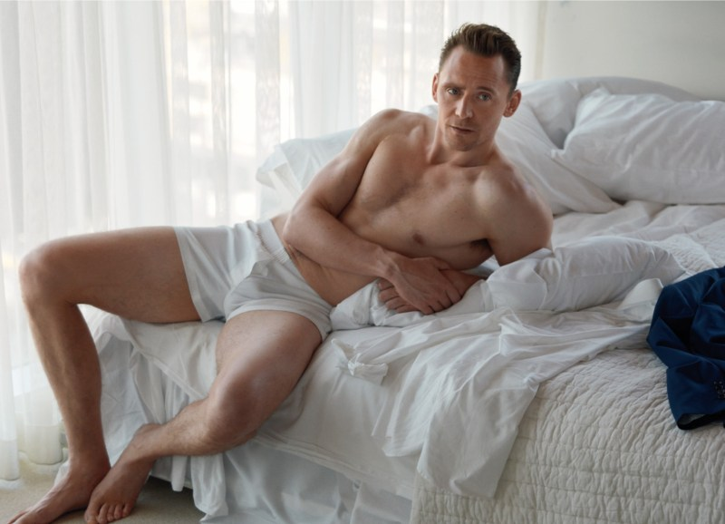 Tom Hiddleston by Mona Kuhn (1)