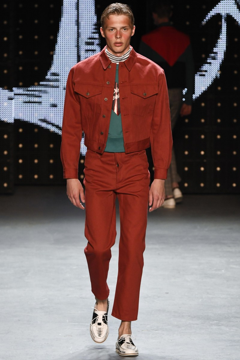 Topman Design Menswear SS 2017 London (27)