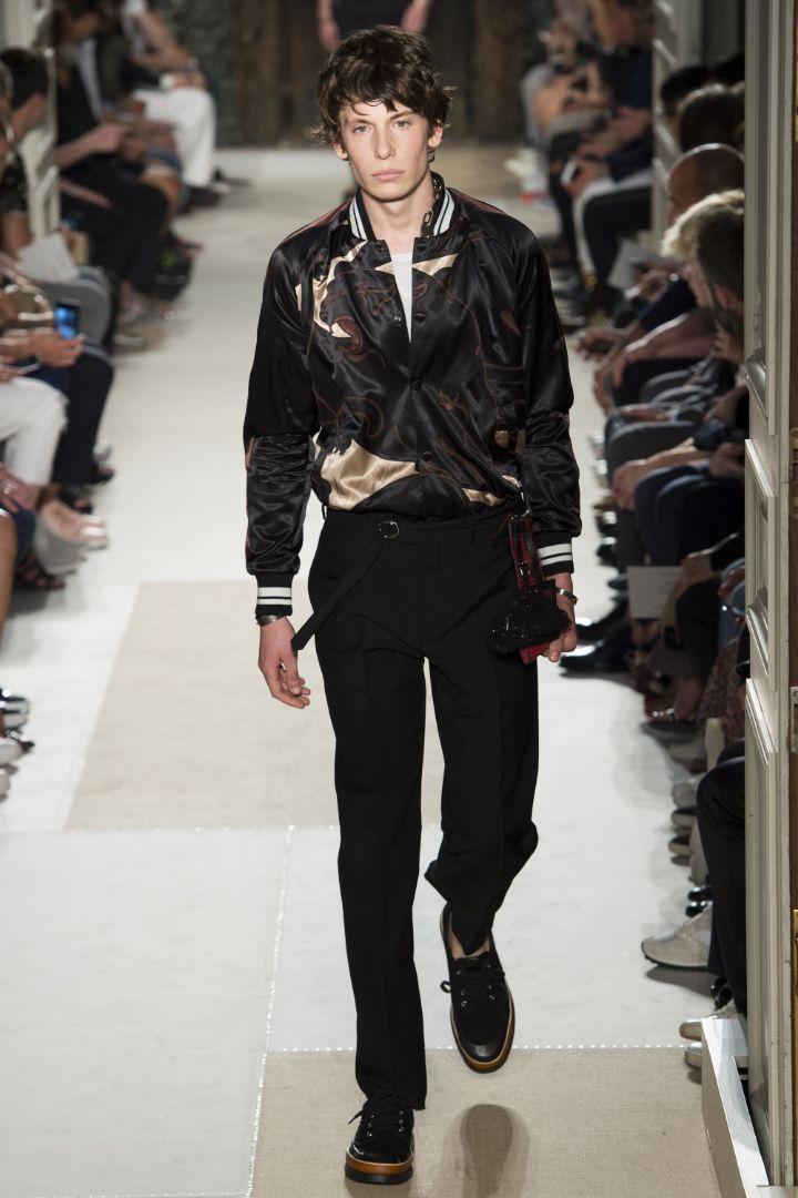 Valentino Menswear SS 2016 Paris (16)